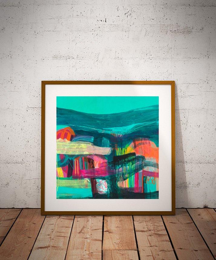 Where We Go Together - Giclée Print