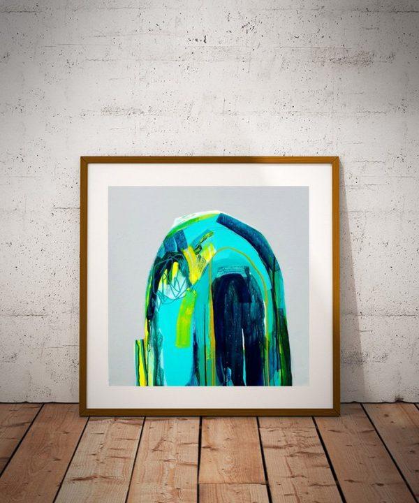 Breathing Underwater - Giclée Print